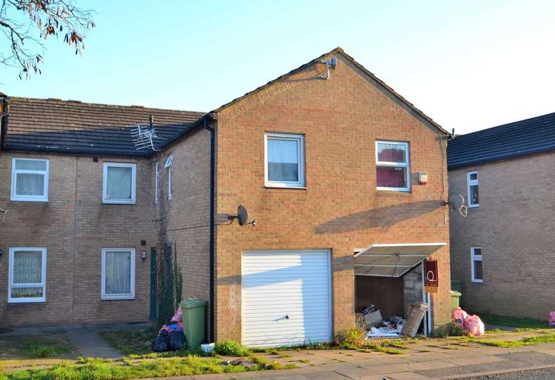 3 Bedrooms Terraced House for sale in Coltsfoot Place, Conniburrow