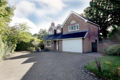 5 Bedrooms Detached House for sale in Betchworth Way, Tytherington, Cheshire