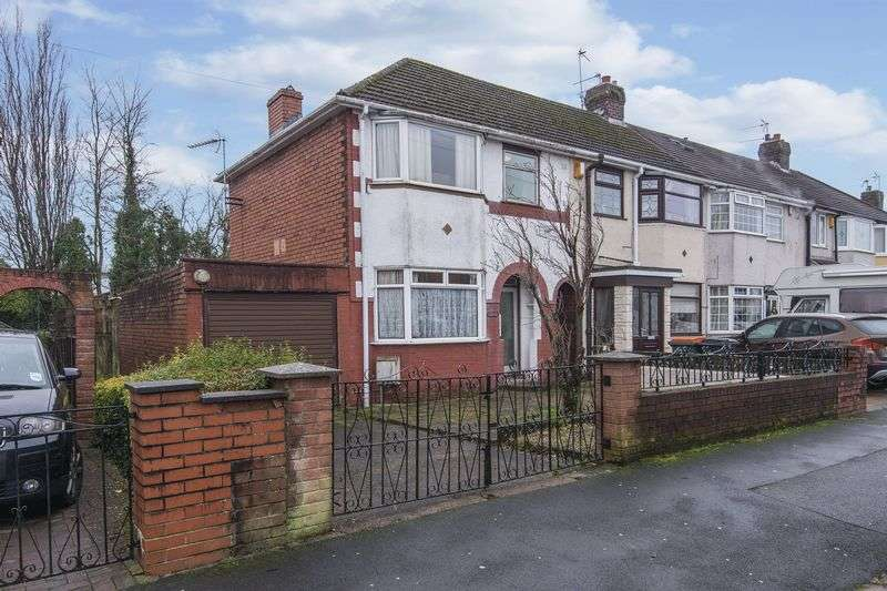 3 Bedrooms House for sale in Thompson Avenue, Newport