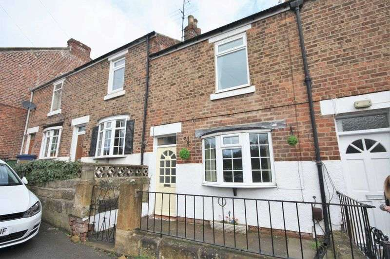 2 Bedrooms Terraced House for sale in Liverton Road, Loftus