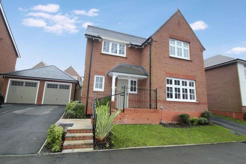 4 Bedrooms Property for sale in Joseph Lister Drive, Wardle OL12 9PT