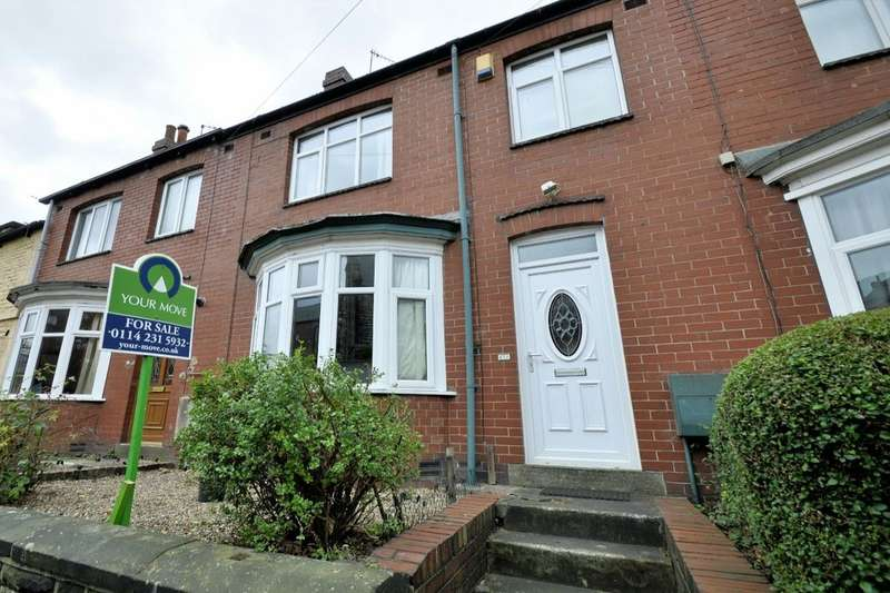 2 Bedrooms Property for sale in Broughton Road, Sheffield, S6