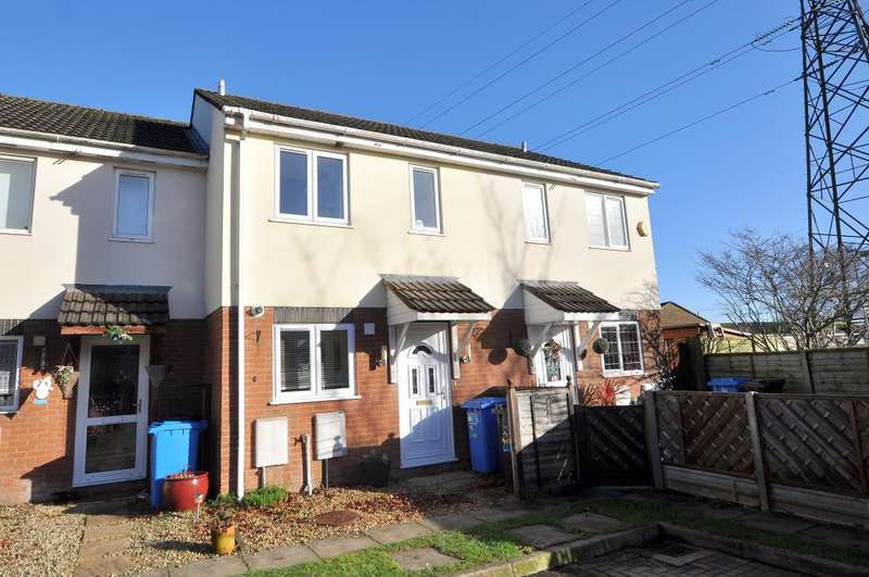 2 Bedrooms Terraced House for sale in Bearwood