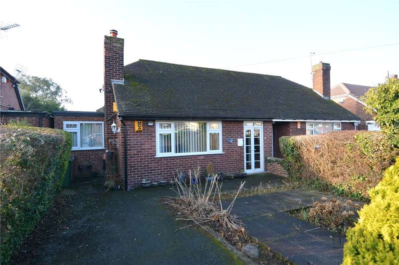 2 Bedrooms Semi Detached Bungalow for sale in Southridge Road, Pensby, Wirral