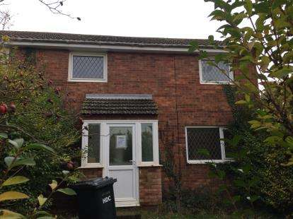 4 Bedrooms Terraced House for sale in Sallowbush Road, Huntingdon, Cambridgeshire