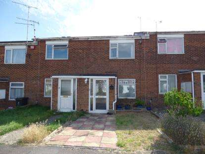2 Bedrooms Terraced House for sale in Conisborough, Toothill, Swindon, Wiltshire