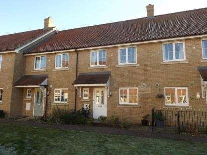3 Bedrooms Terraced House for sale in Wymondham, Norfolk