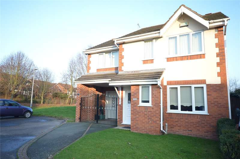 4 Bedrooms Detached House for sale in Whimbrel Park, Halewood, Liverpool, L26