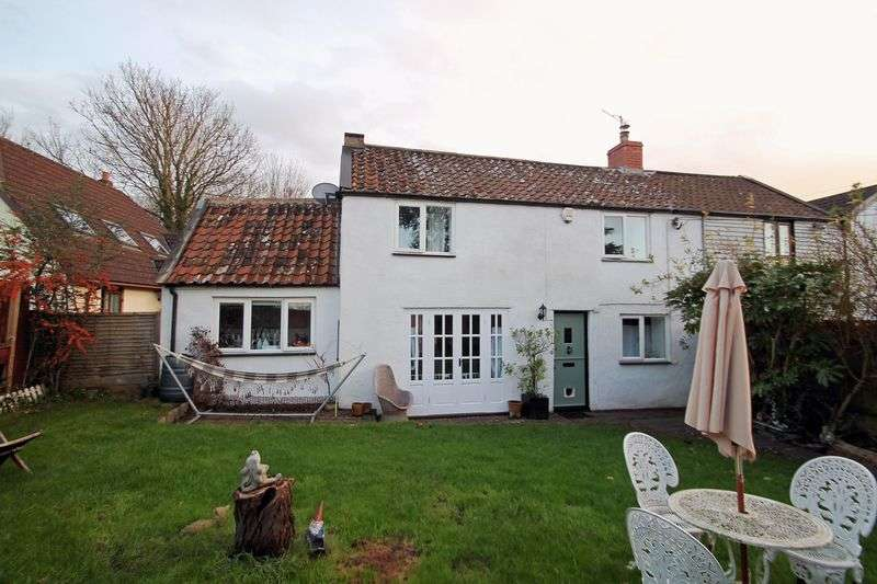2 Bedrooms Semi Detached House for sale in Rectory Road, Easton In Gordano