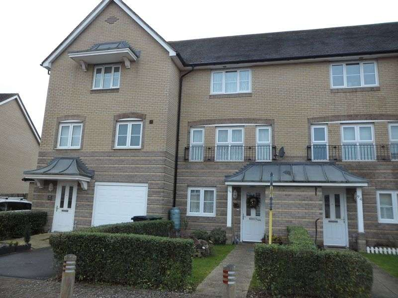 4 Bedrooms Terraced House for sale in Wiltshire Crescent, Basingstoke