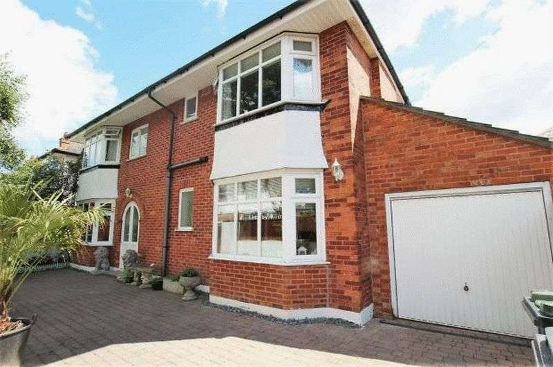 3 Bedrooms Detached House for sale in Redbreast Road North, Bournemouth
