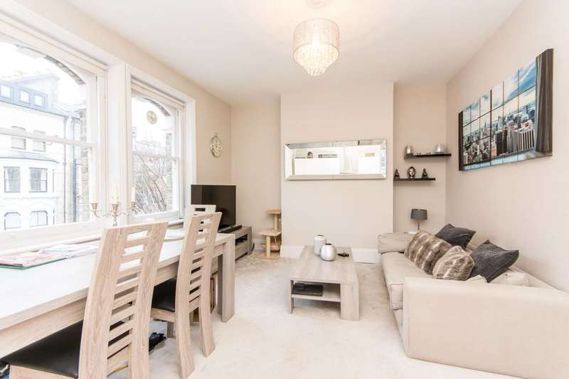 1 Bedroom Flat for sale in Edith Road, West Kensington, W14