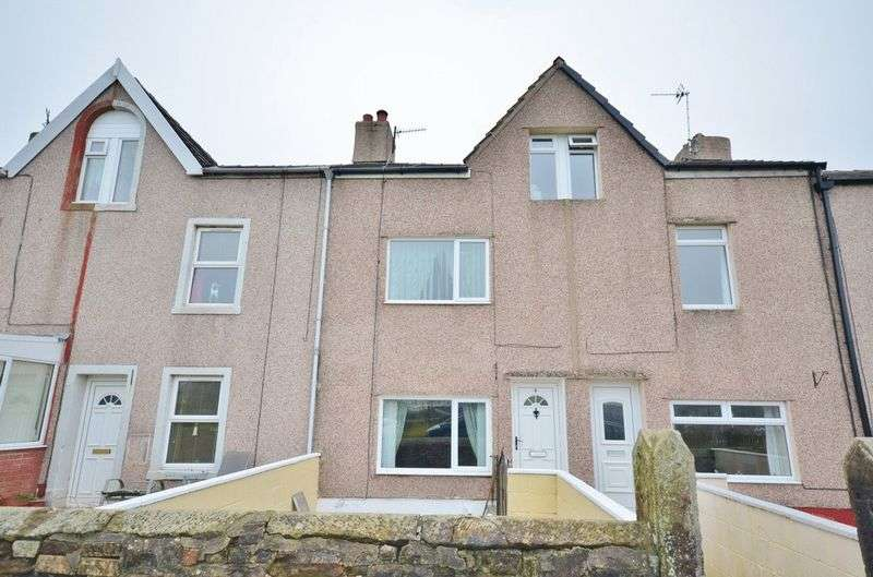 3 Bedrooms Terraced House for sale in Prospect Row, Cleator