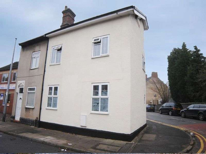 3 Bedrooms Terraced House for sale in Upper Normacot Road, Longton, Stoke-On-Trent, ST3 4QG