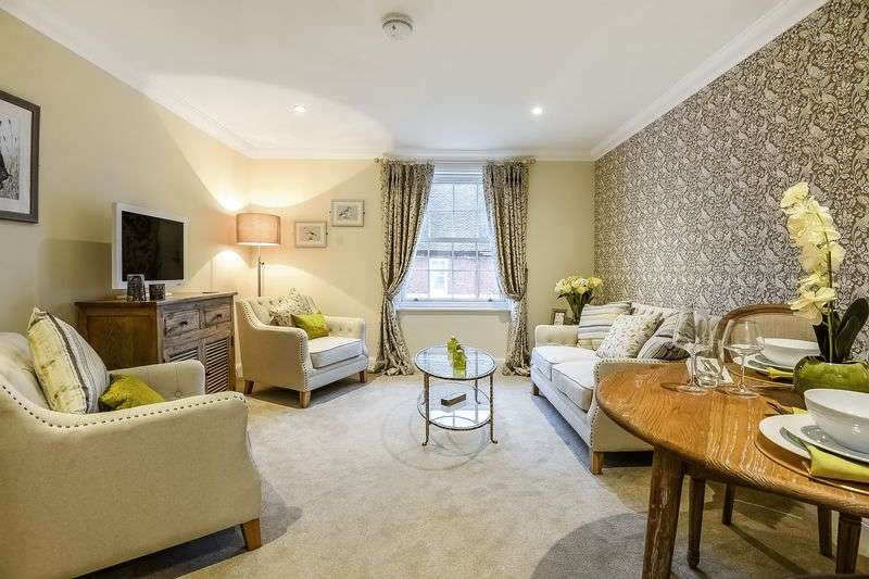2 Bedrooms Flat for sale in BRAND NEW TWO BEDROOM APARTMENT: FLEUR-DE-LIS, WAREHAM, DORSET