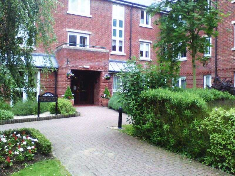 1 Bedroom Retirement Property for sale in Georgian Court Ph I, Spalding, PE11 2QT