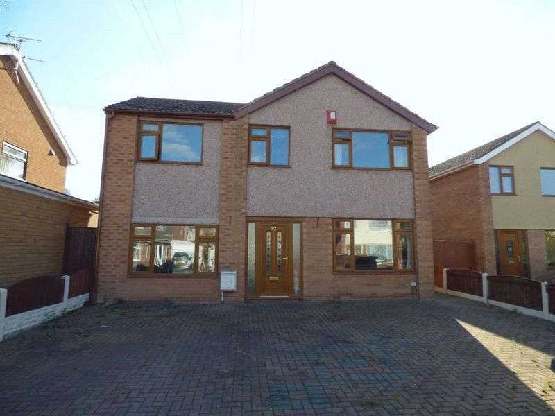 4 Bedrooms Detached House for sale in York Road, Deeside