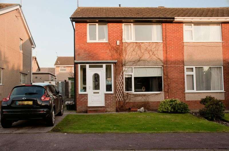 3 Bedrooms Semi Detached House for sale in Morecambe Crescent, Barrow-In-Furness