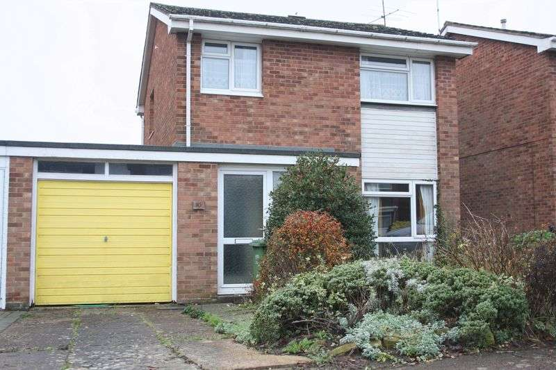 3 Bedrooms Detached House for sale in Abbeycroft, Pershore