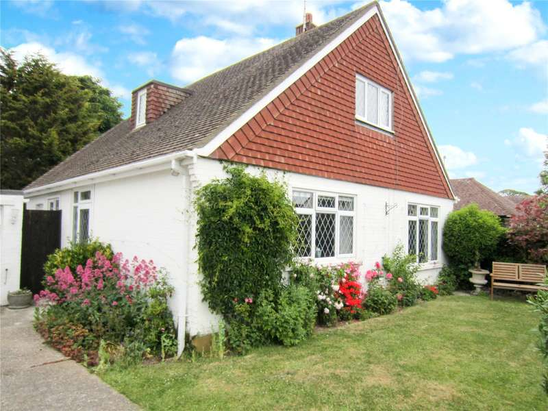 3 Bedrooms Detached Bungalow for sale in WhiteHaven, Hobbs Way, Rustington, BN16