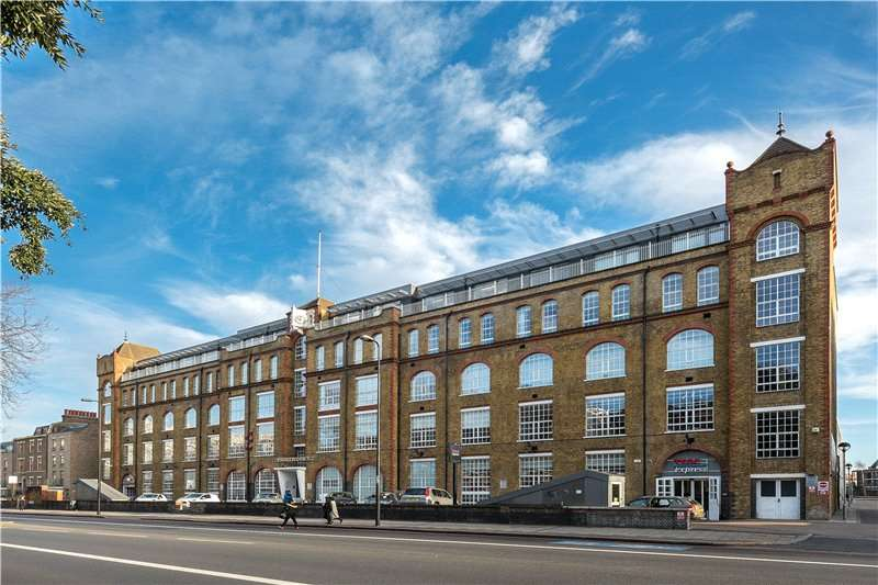 1 Bedroom Flat for sale in Clapham Road, Stockwell, London, SW9