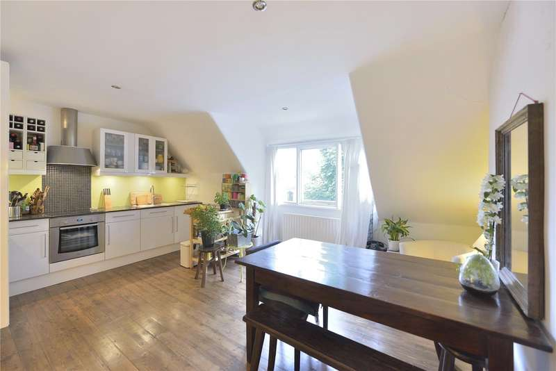 2 Bedrooms Flat for sale in Sotheby Road, London, N5