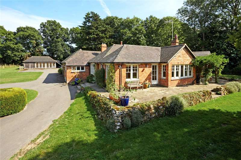 4 Bedrooms Detached House for sale in Ewehurst Lane, Speldhurst, Tunbridge Wells, Kent, TN3