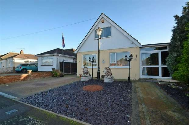 3 Bedrooms Detached House for sale in Tudor Green, Jaywick, Clacton-on-Sea, Essex