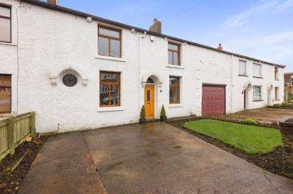 4 Bedrooms Terraced House for sale in Bank Hey Lane South, Sunnybower, Blackburn, Lancashire