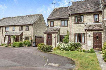 2 Bedrooms End Of Terrace House for sale in Short Hedges Close, Northleach, Cheltenham