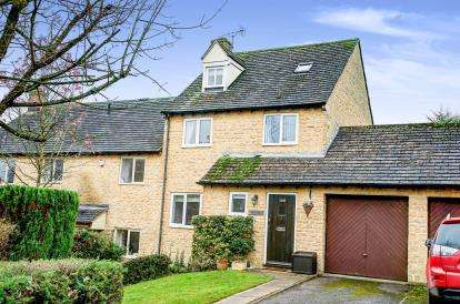 4 Bedrooms Semi Detached House for sale in Orchard Rise, Longborough, Moreton-in-Marsh