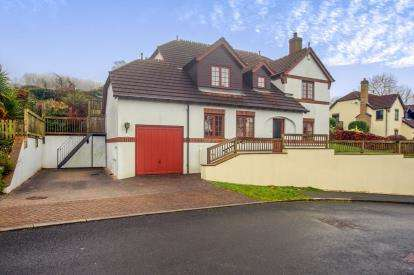3 Bedrooms Detached House for sale in Uplyme, Lyme Regis, Devon