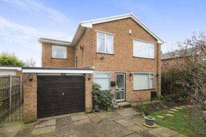 4 Bedrooms Detached House for sale in Holly Drive, Penyffordd, Chester, Flintshire, CH4
