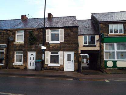 2 Bedrooms Cottage House for sale in High Street, Coedpoeth, Wrexham, Wrecsam, LL11