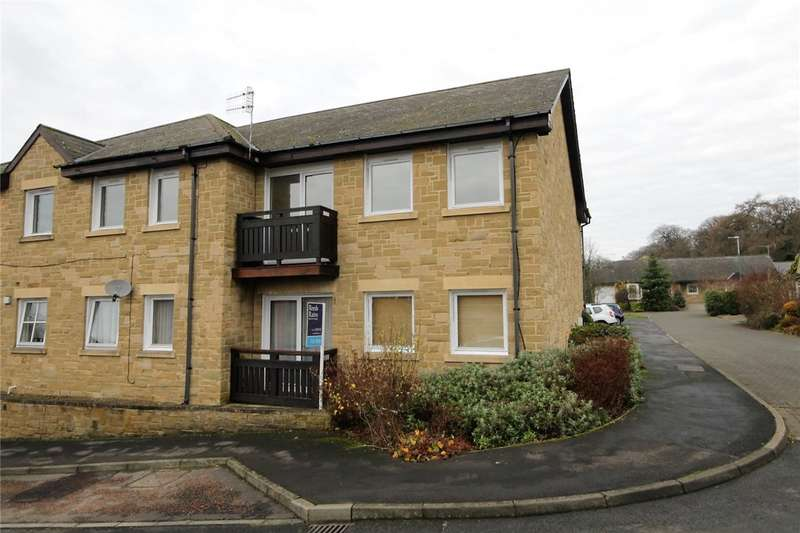 2 Bedrooms Flat for sale in Oley Meadows, Consett, Durham, DH8