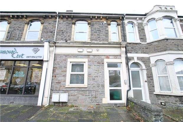 2 Bedrooms Flat for sale in High Street, Staple Hill, BRISTOL, BS16 5HW
