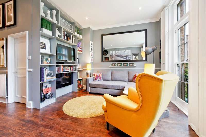 3 Bedrooms End Of Terrace House for sale in Elderwood Place, London SE27