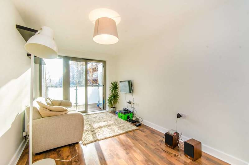 2 Bedrooms Flat for sale in Downham Road, Islington, N1