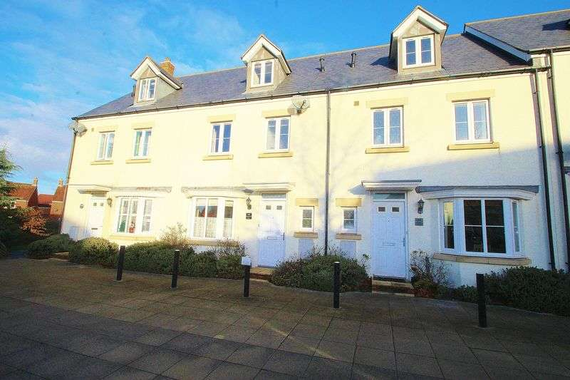 4 Bedrooms Terraced House for sale in Phoenix Way, Portishead
