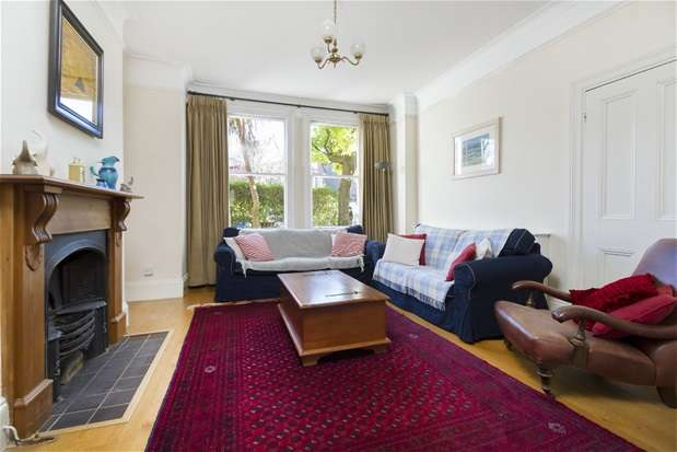 4 Bedrooms Terraced House for sale in Croxted Road, Herne Hill