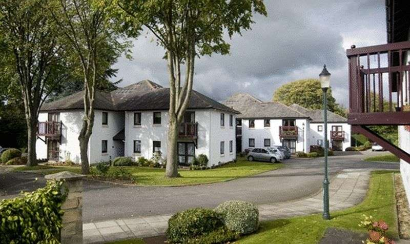 2 Bedrooms Retirement Property for sale in Grove Park, Barnard Castle, DL12 8EW