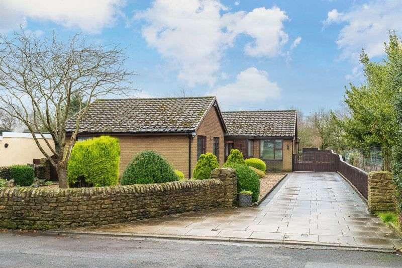 3 Bedrooms Detached Bungalow for sale in Moss Lane, Skelmersdale