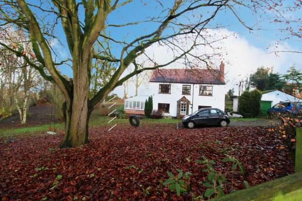 4 Bedrooms Detached House for sale in Piers Burgh Lane, Yarm, Cleveland, TS15 9PJ