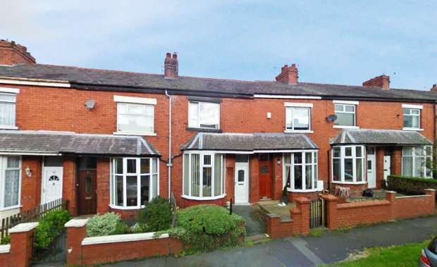 2 Bedrooms Terraced House for sale in Moorfield Avenue, Blackburn, Lancashire, BB1 9BU
