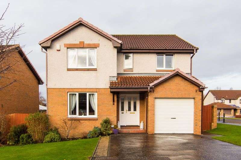 4 Bedrooms Detached House for sale in 17 Glendinning Road, Kirkliston, Edinburgh, EH29 9HE