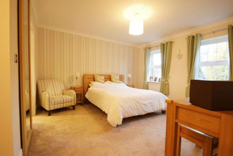 5 Bedrooms Detached House for sale in Innes Court, Nunthorpe