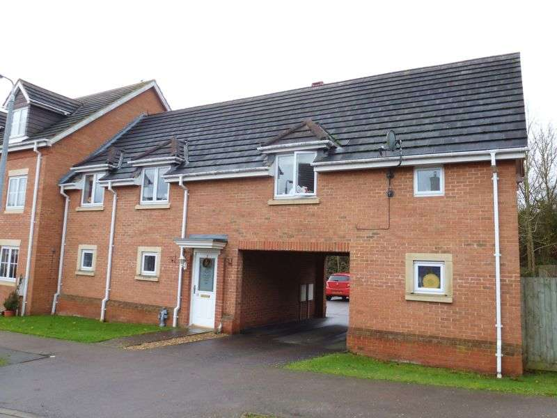 2 Bedrooms Property for sale in Moat Farm Close, Marston Moretaine