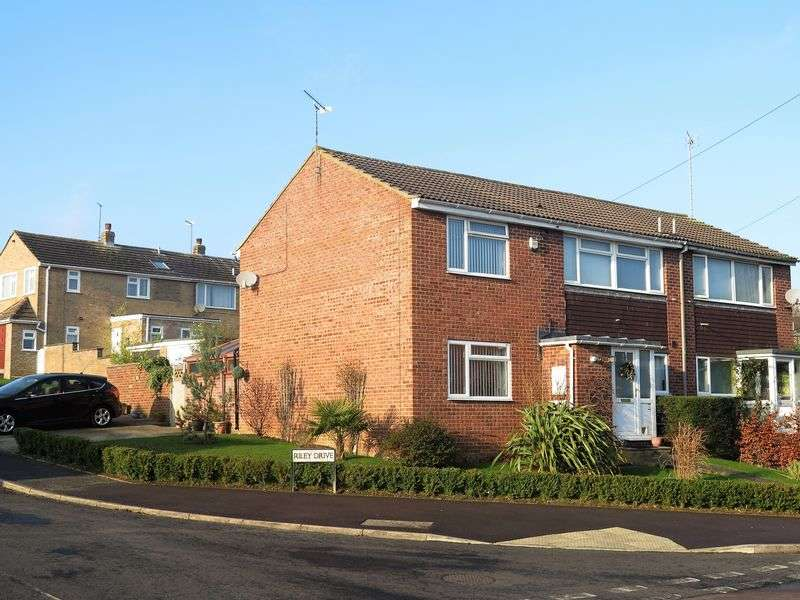 4 Bedrooms Semi Detached House for sale in Nuffield Dr,Banbury