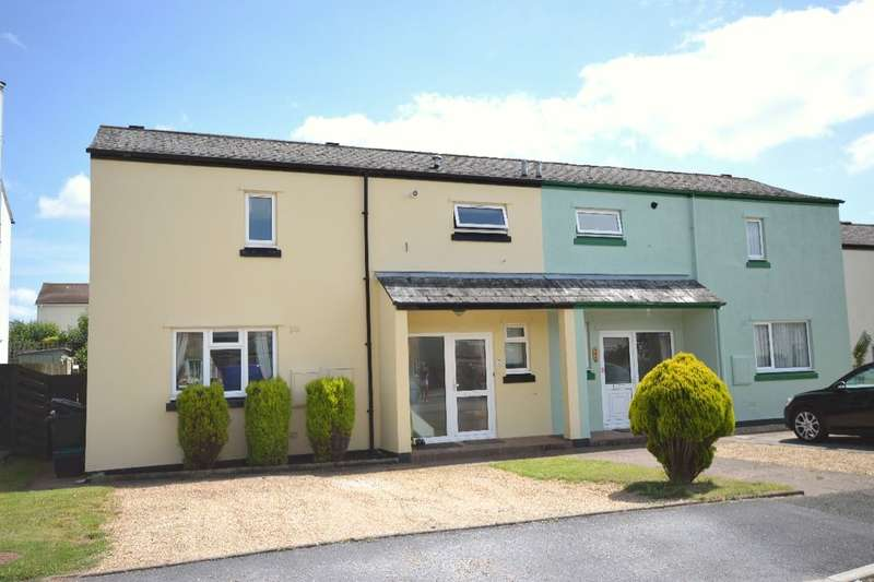 3 Bedrooms Semi Detached House for sale in Fairview Road, Denbury, Newton Abbot, TQ12