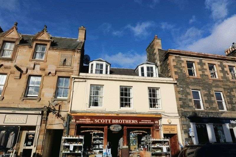 4 Bedrooms Flat for sale in 46 High Street, Peebles